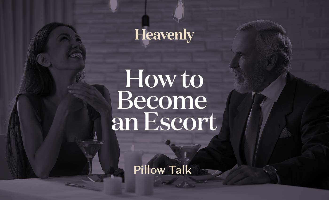 How to become an escort